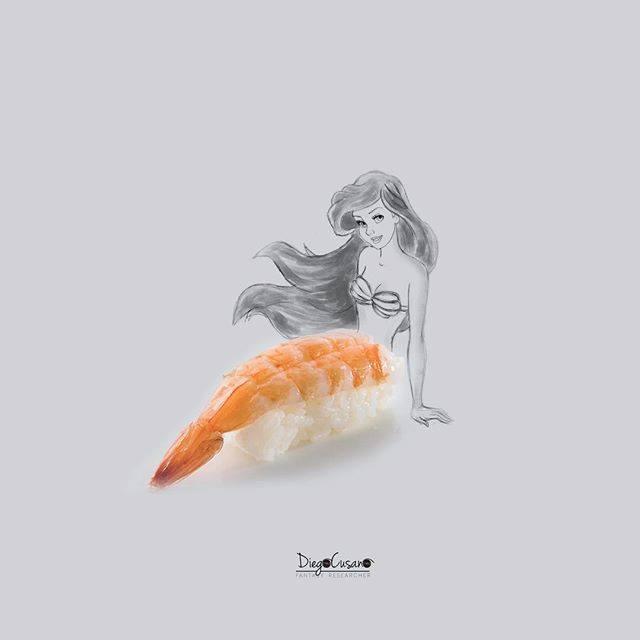 ariel sushi
