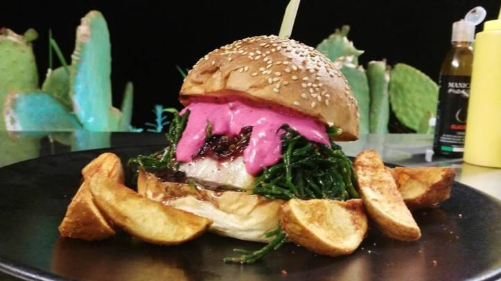 hamburger praiano