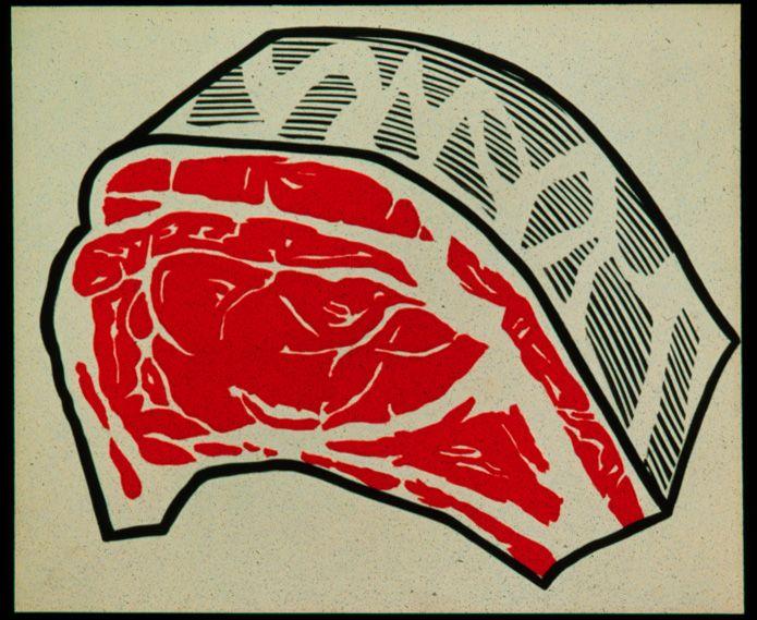 Lichtenstein meat
