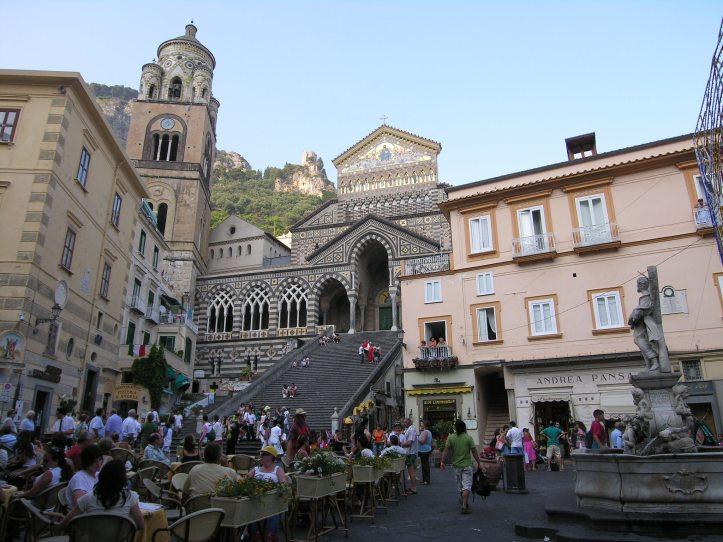 Amalfi_Piazza_del_Duomo_Italy