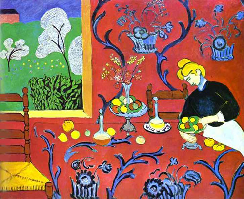 Harmony_in_red Matisse