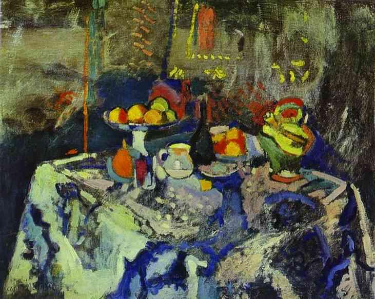 Natura morta con vaso Matisse