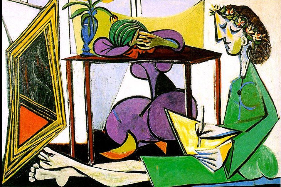 1935_pablo_picasso_043_interno_con_ragazza_che_disegna