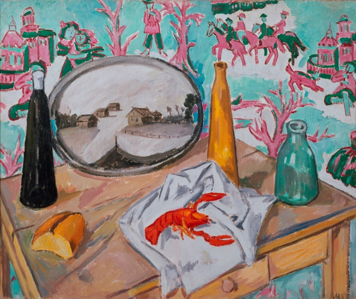 still_life_with_lobster_larionov_1907